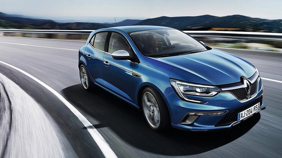 Французы рассказали об оснащении и моторах нового «Мегана»