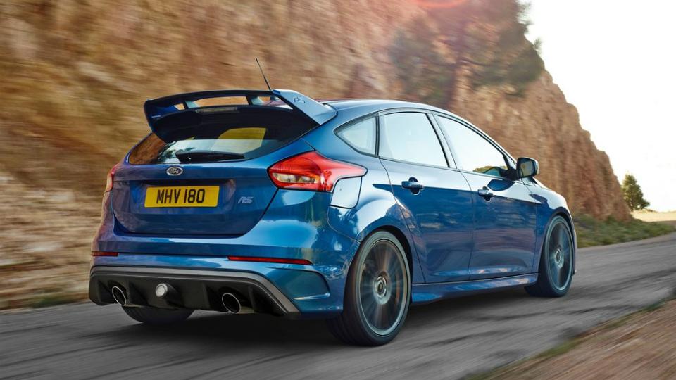 Американцы рассказали о динамике Focus RS нового поколения