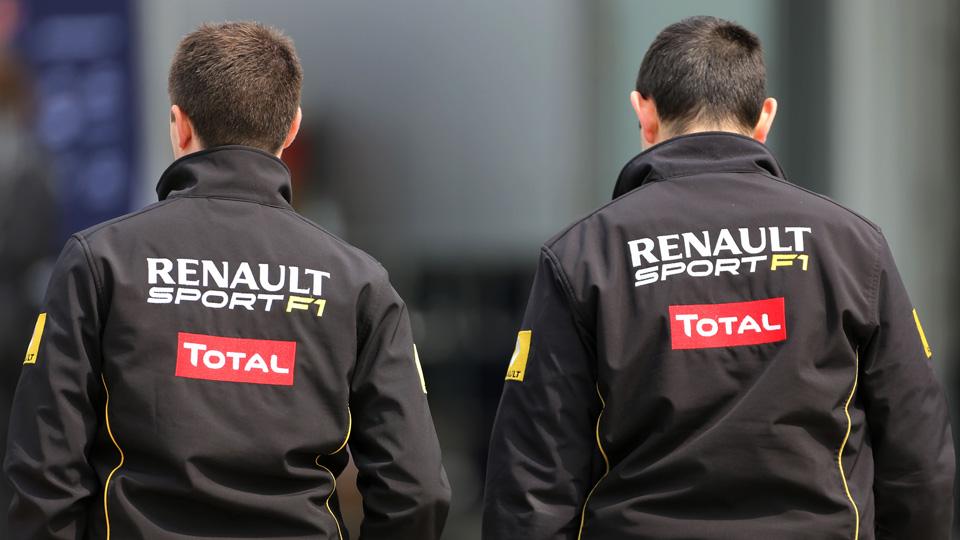 Renault прекратит поставки моторов командам Формулы-1