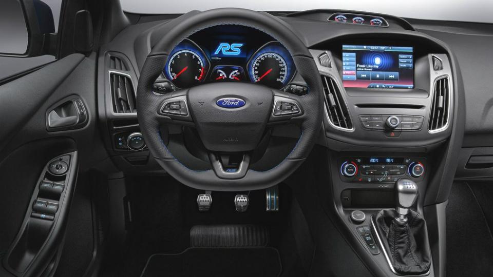 Американцы рассказали о динамике Focus RS нового поколения. Фото 1