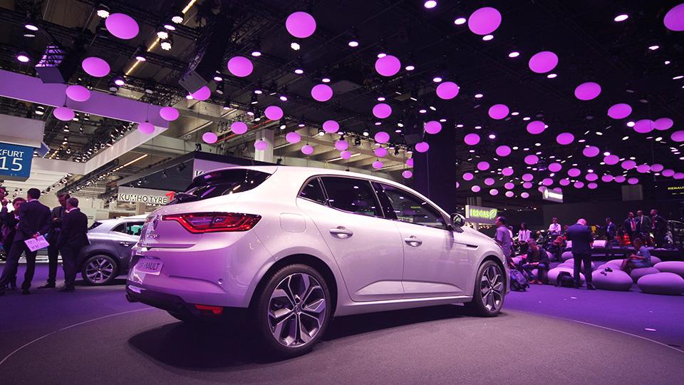 Renault откажется от трехдверного «Мегана»