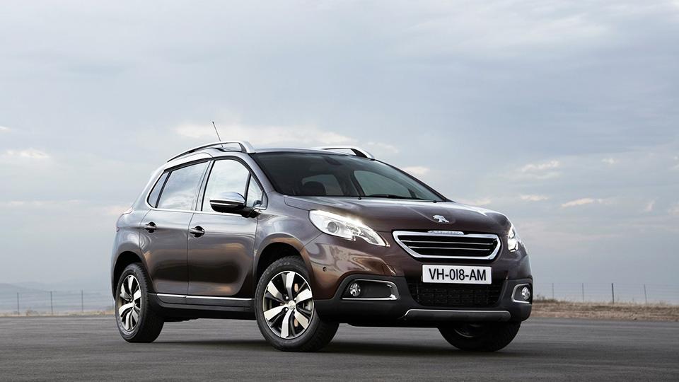 Peugeot сделает «заряженный» кроссовер