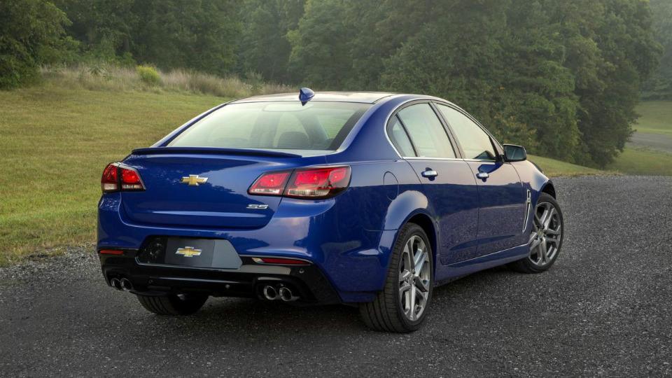 Chevrolet SS получил модернизированную выпускную систему