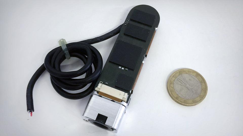 На болидах Формулы-1 появится «аварийная» видеокамера