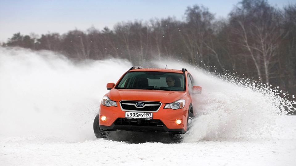 Subaru назвала рублевые цены на спецверсии Forester и XV