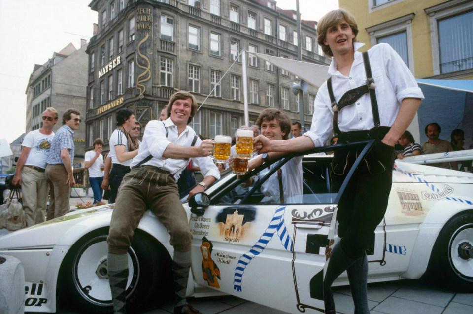 Немцы подготовили спецверсию модели к фестивалю Октоберфест  . Фото 1