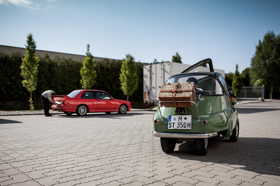 Самые маленькие BMW из прошлого и будущего. Фото 3