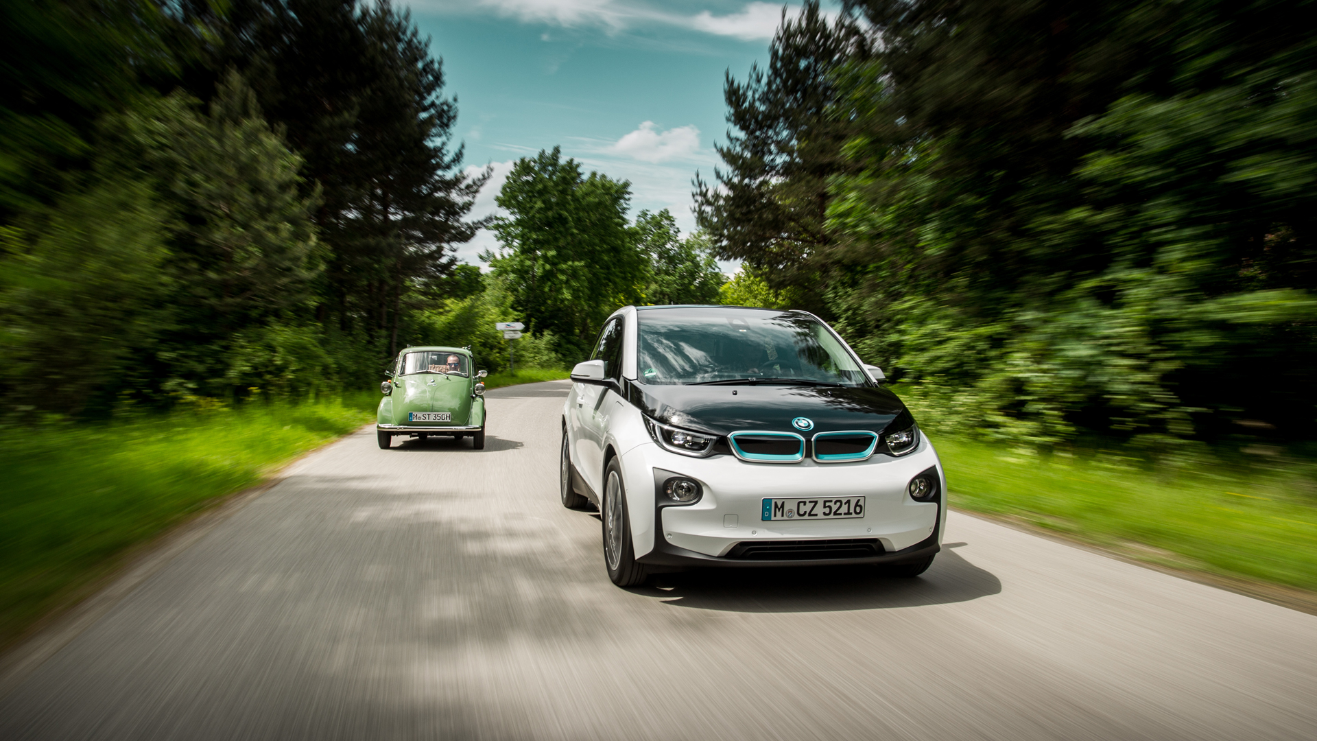 Самые маленькие BMW из прошлого и будущего. Фото 9