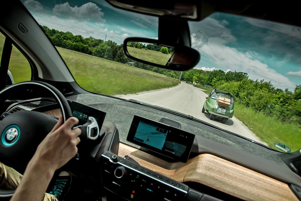 Самые маленькие BMW из прошлого и будущего. Фото 10