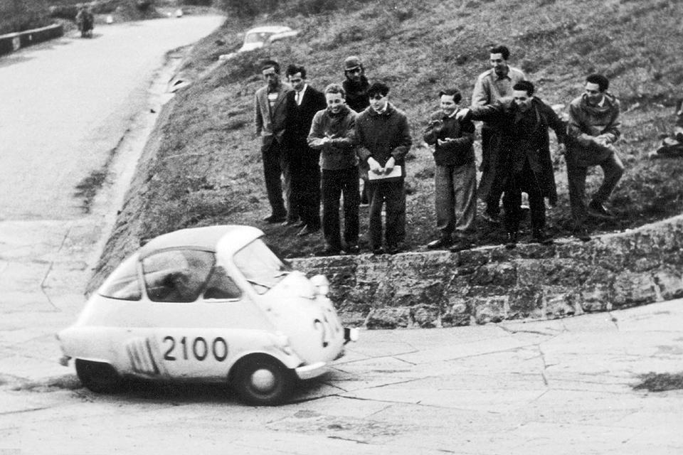 Самые маленькие BMW из прошлого и будущего. Фото 14