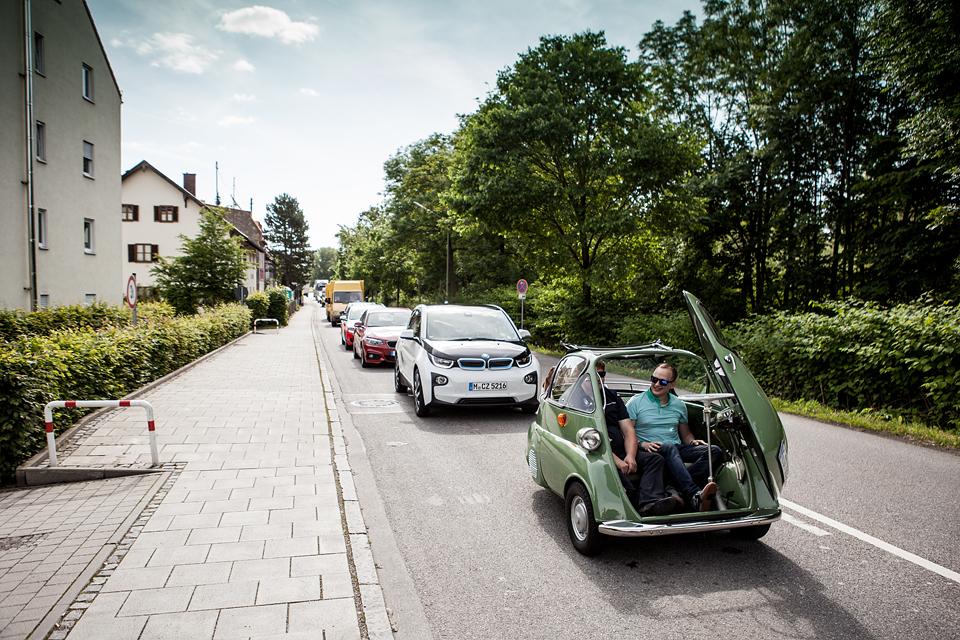 Самые маленькие BMW из прошлого и будущего. Фото 19
