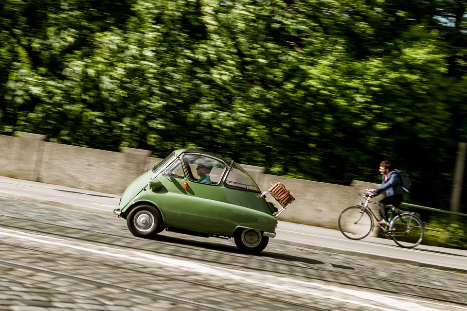 Самые маленькие BMW из прошлого и будущего. Фото 20