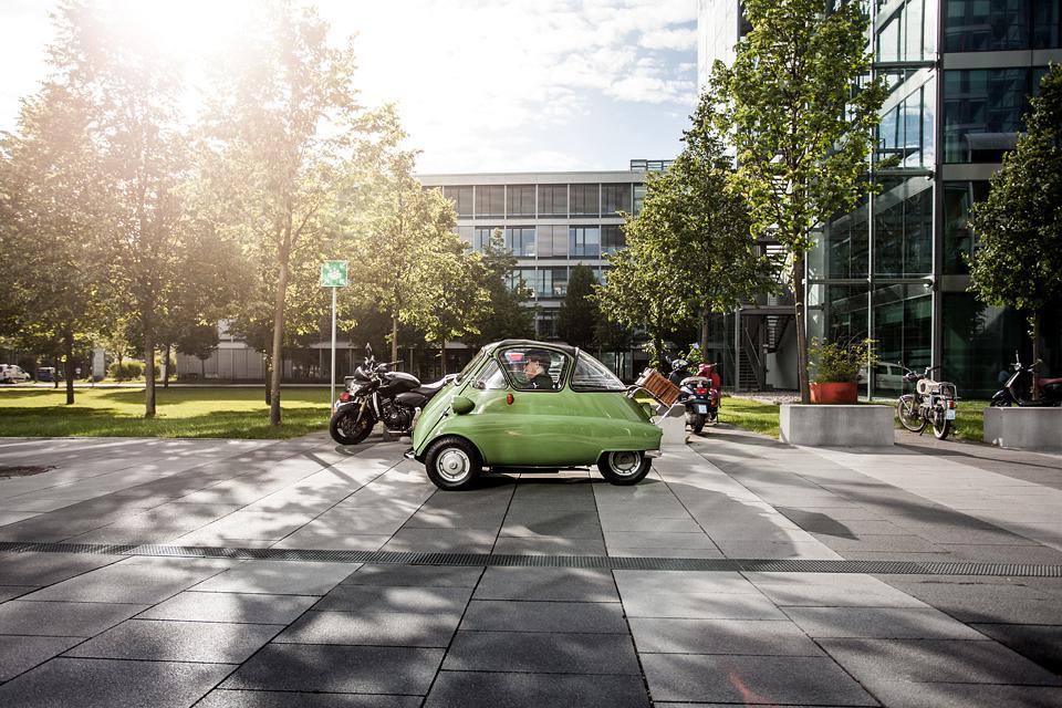 Самые маленькие BMW из прошлого и будущего. Фото 24