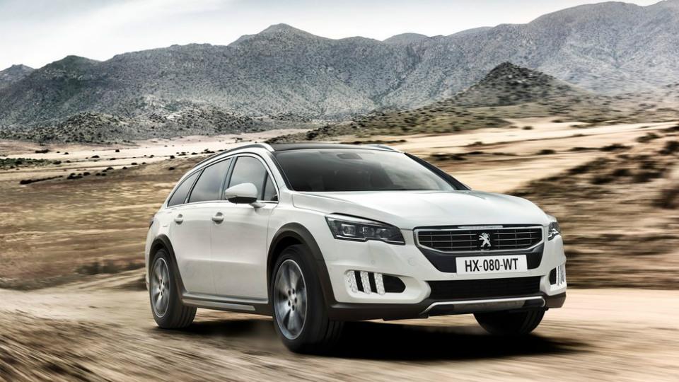 Peugeot откажется от дизельных гибридов