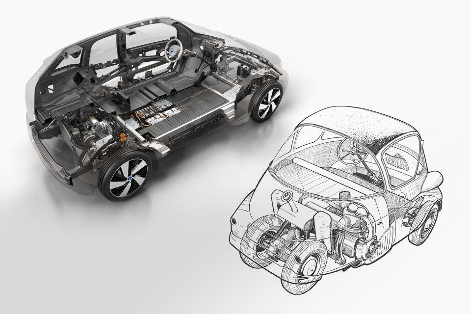 Самые маленькие BMW из прошлого и будущего. Фото 8