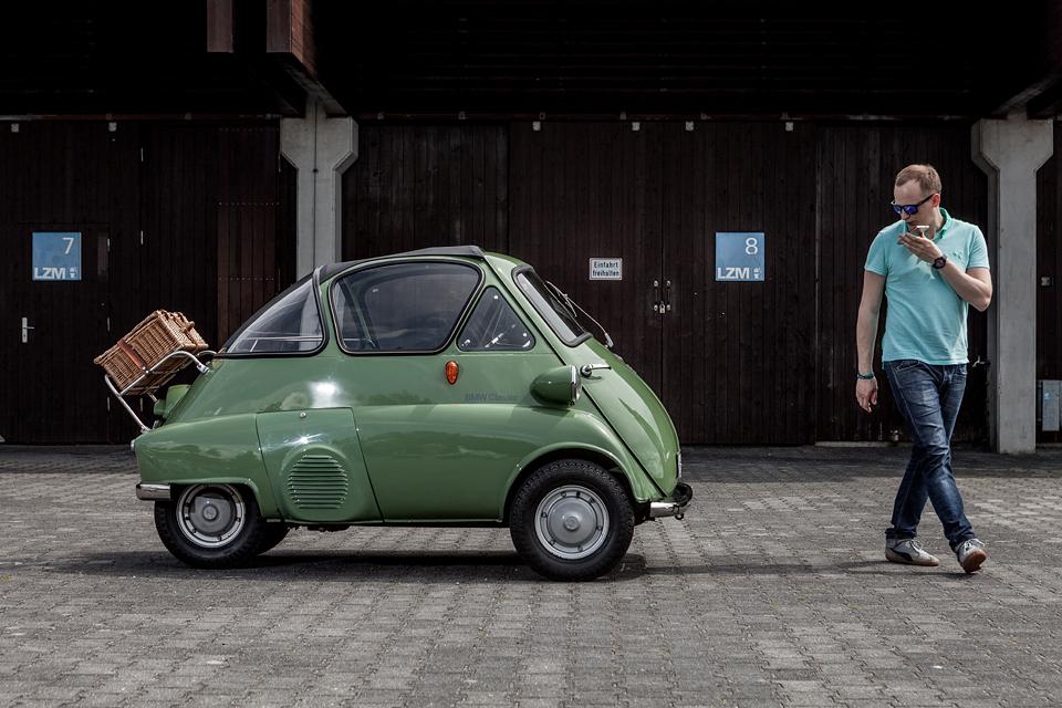 Самые маленькие BMW из прошлого и будущего. Фото 12
