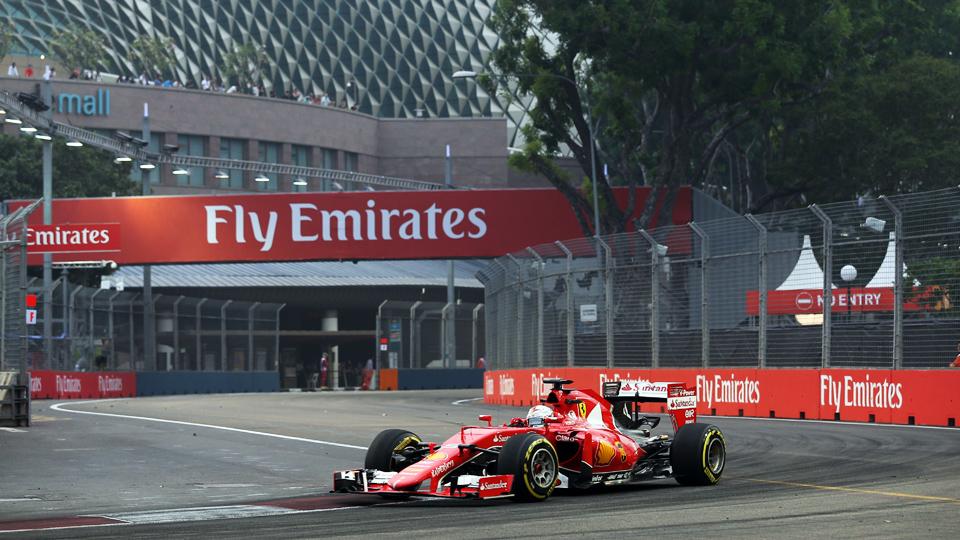 Пилоты Mercedes AMG впервые в сезоне проиграли квалификацию
