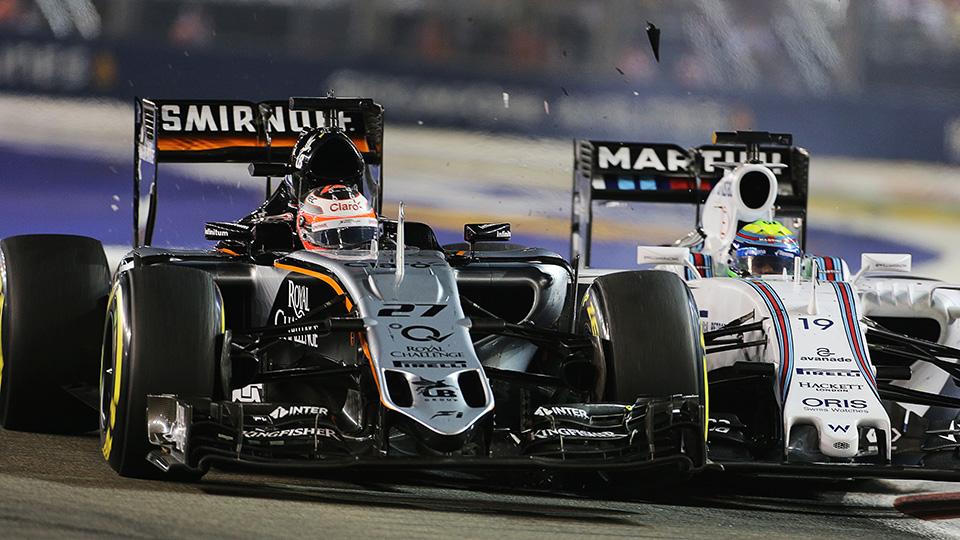 Себастьян Феттель в четвертый раз выиграл Гран-при Сингапура. Фото 1