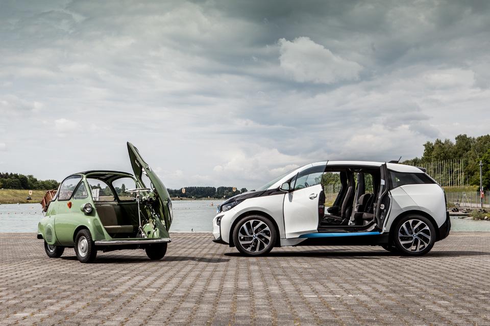 Самые маленькие BMW из прошлого и будущего. Фото 1