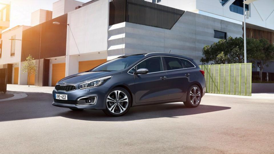 Kia назвала рублевые цены обновленного семейства cee'd - Пульс - Motor
