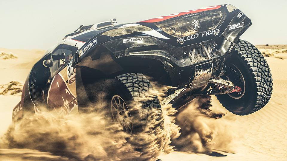 Peugeot обновит внедорожник для «Дакара»