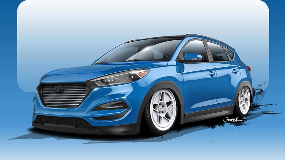 В Hyundai рассказали о 700-сильной версии Tucson
