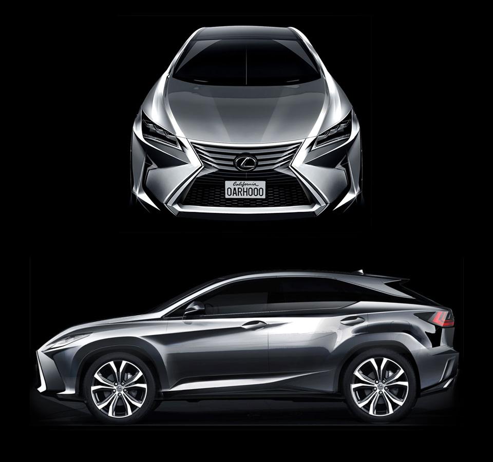 Стас Михайлов или Рената Литвинова — какая душа живет внутри нового Lexus RX?