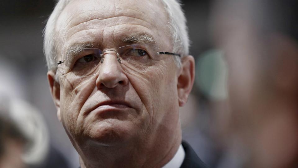 Глава «Фольксвагена» ушел в отставку