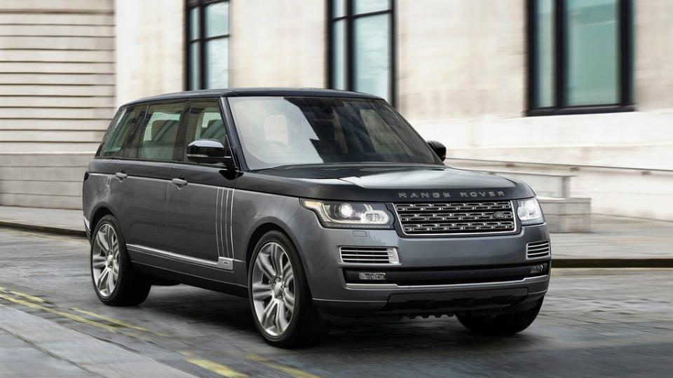 Land Rover выпустит конкурента внедорожнику Bentley