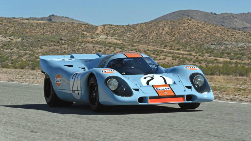 В Porsche восстановили победителя «1000 километров Спа» 1971 года