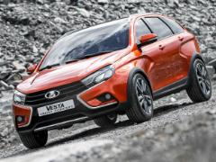 Глава «АвтоВАЗа» подтвердил запуск в серию Lada Vesta Cross