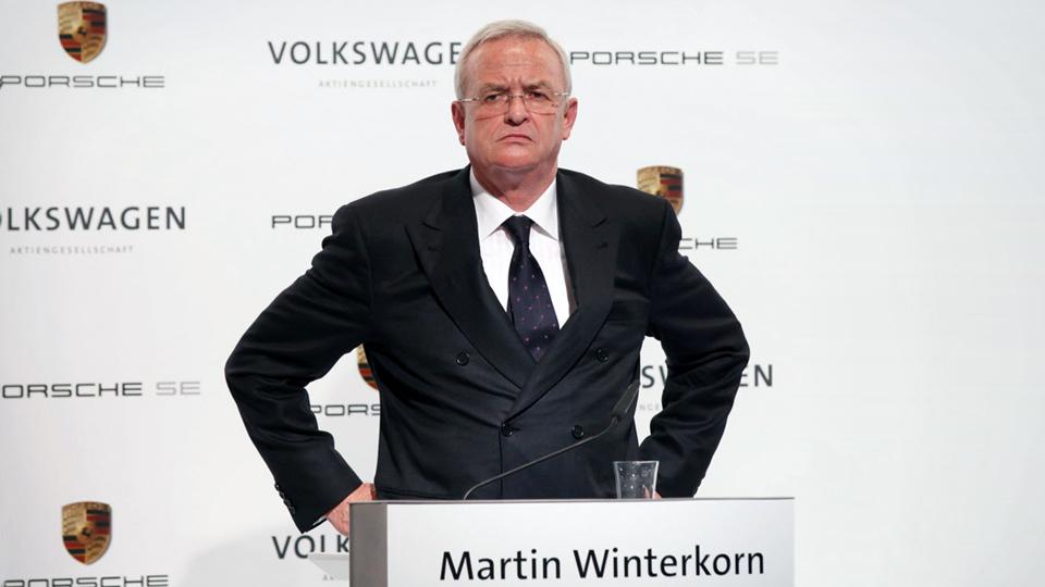 Прокуратура Германии заподозрила экс-главу Volkswagen в мошенничестве