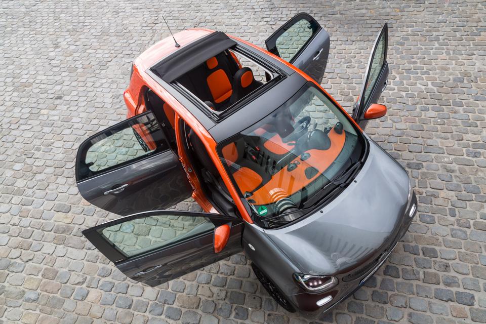 Что получается, когда немцы и французы берутся за постройку автомобиля. Фото 1