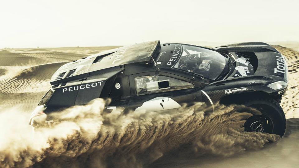 Девятикратный чемпион мира по ралли будет представлять команду Peugeot. Фото 1