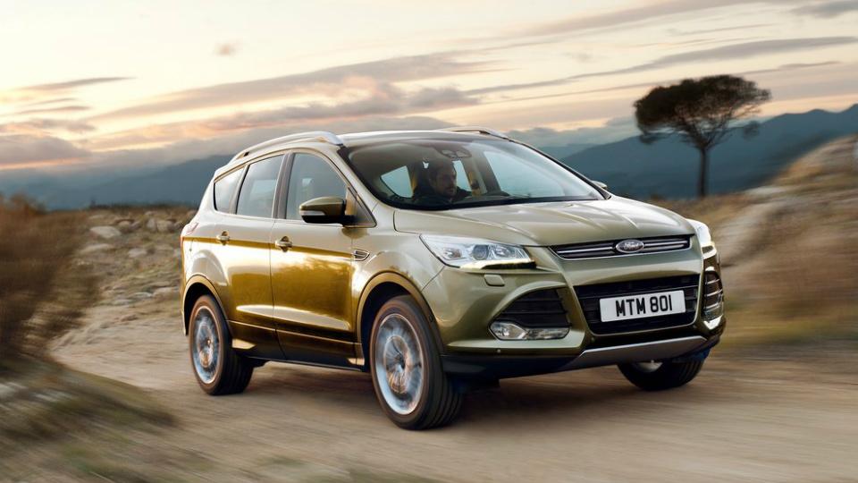 Ford выпустит «заряженную» и роскошную версию «Куги»