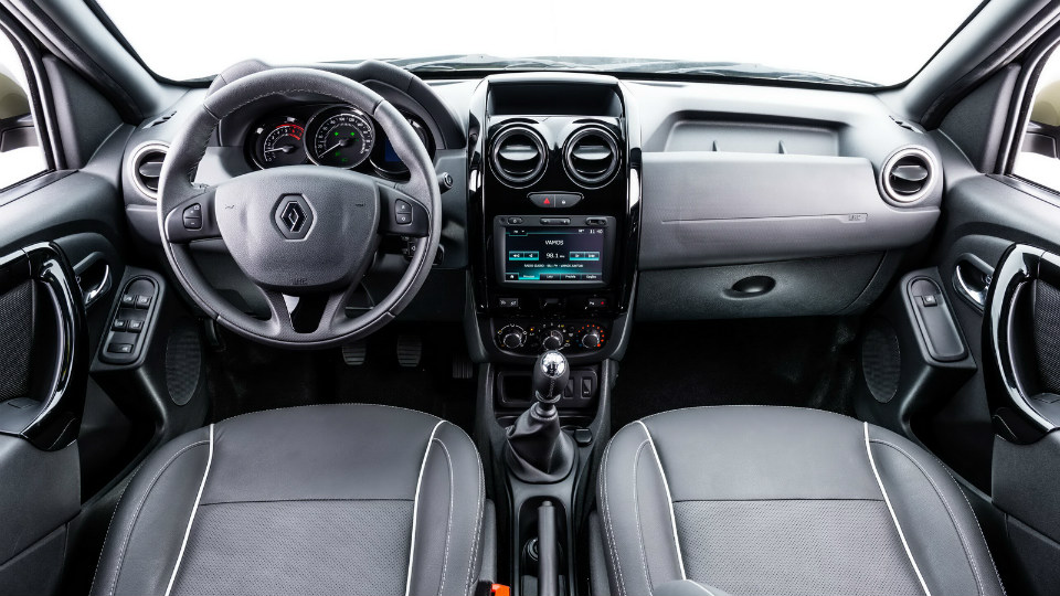 Продажи Renault Duster Oroch стартовали в Бразилии. Фото 2