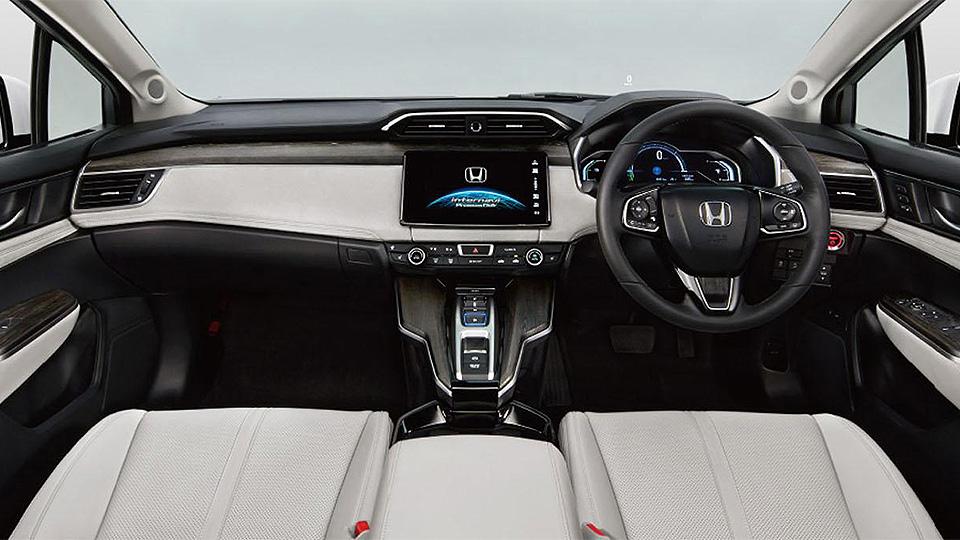 Хэтчбек Honda FCV дебютирует на автосалоне в Токио