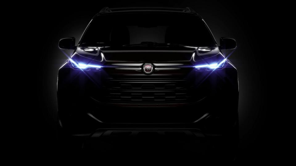 Fiat выпустит «спортивный» пикап