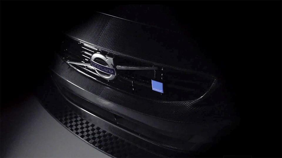 Команда Polestar показала тизер нового гоночного Volvo