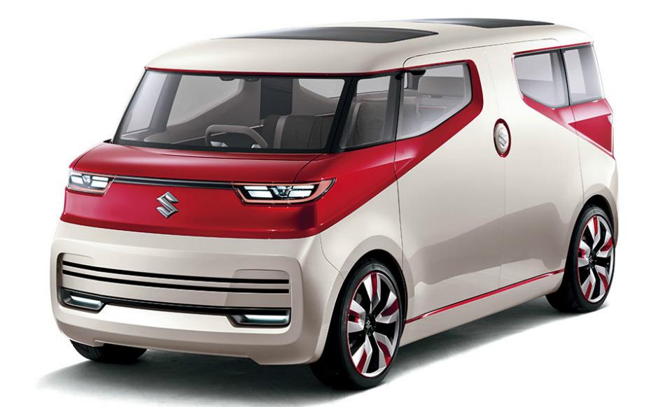 Японцы подготовили к Токийскому моторшоу два прототипа