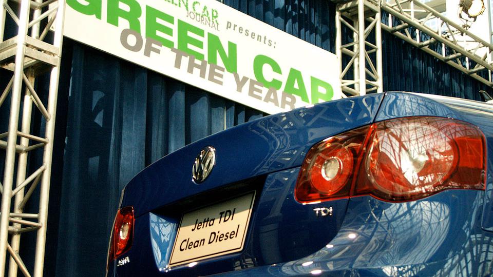 Модели Volkswagen и Audi лишили звания «Зеленых автомобилей года»