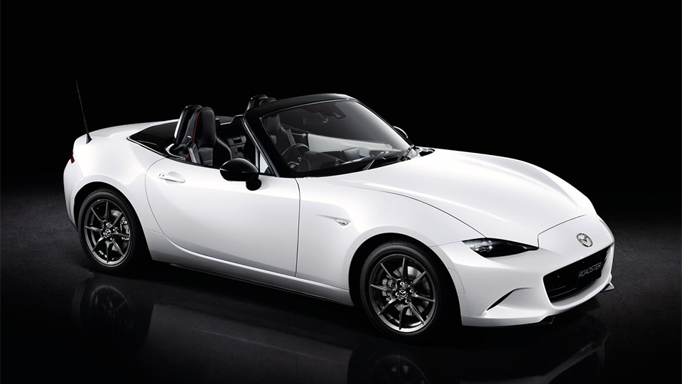 У Mazda MX-5 появилась RS-версия