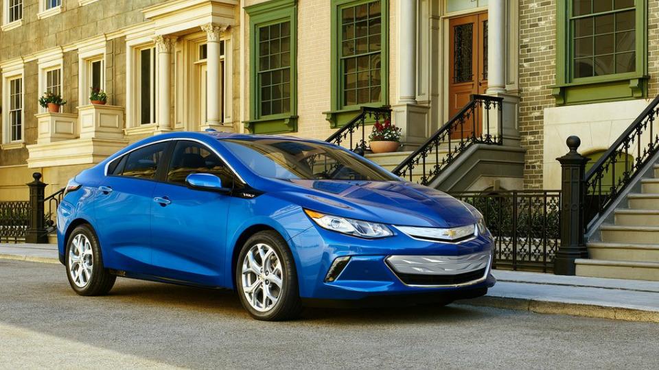 General Motors построит беспилотный Chevrolet Volt