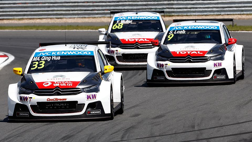 В WTCC введут командные гонки с раздельным стартом