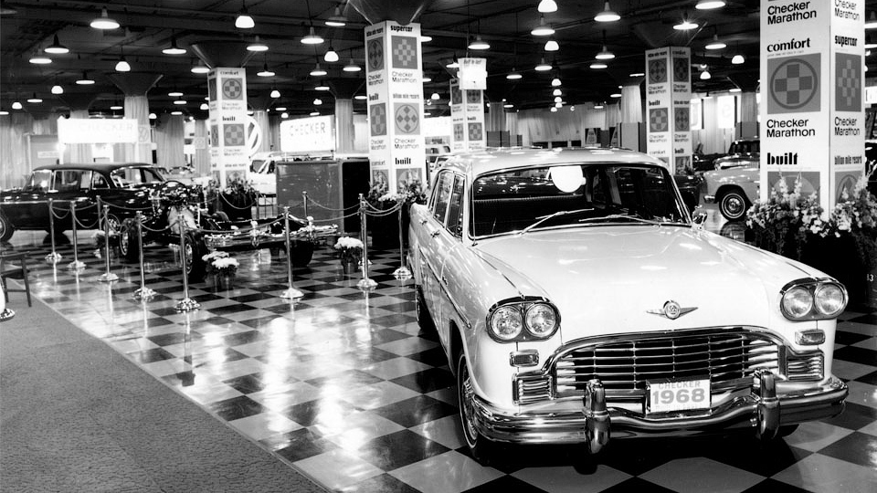 В США возродят производителя такси из 1970-х