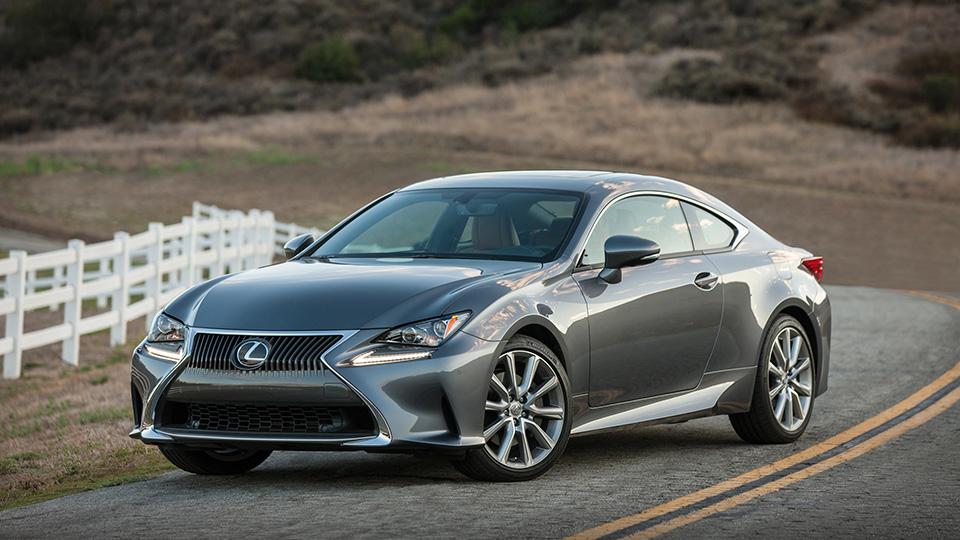 У Lexus RC появились две новые модификации. Фото 1