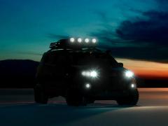 В Сети опубликовали снимки тестового прототипа Chevrolet Niva нового поколения