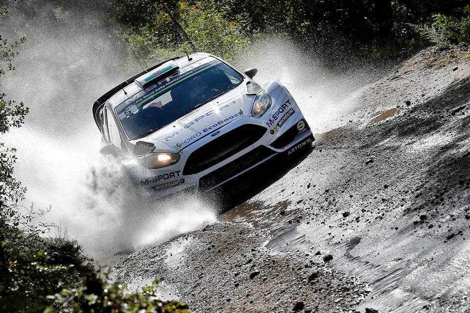 Как молодой валлиец из M-Sport стал главным героем французского этапа WRC. Фото 2