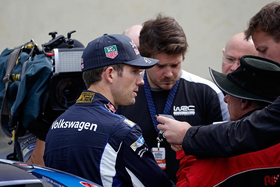 Как молодой валлиец из M-Sport стал главным героем французского этапа WRC