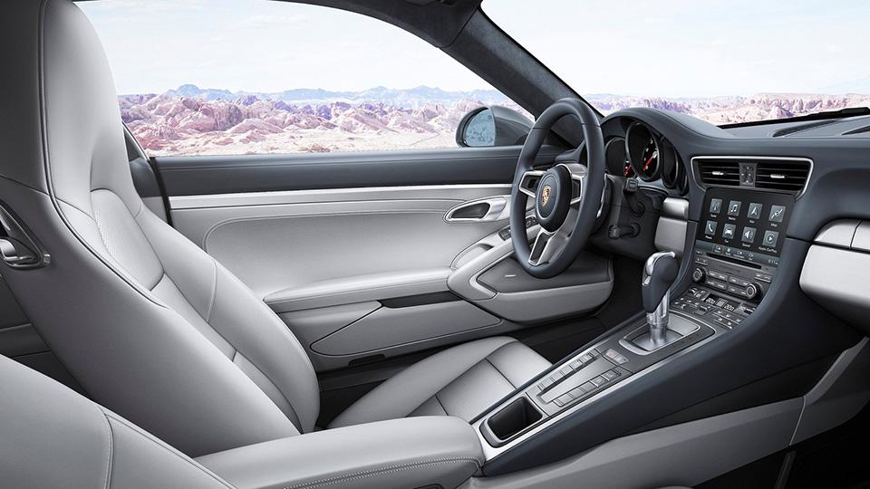 В Porsche отказались передавать Google телеметрию 911-го